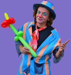 Clown Zac A Patate : spectacle enfants